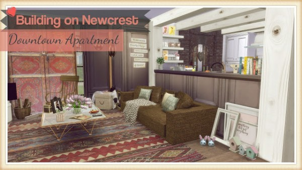 Dinha Gamer: Building on Newcrest   Downtown Apartment