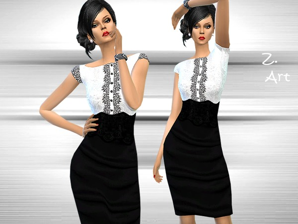 The Sims Resource: Business Style by Zuckerschnute20