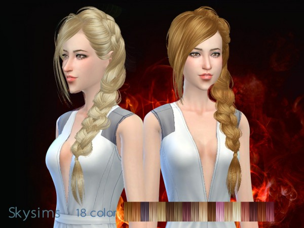Butterflysims: Skysims 286 donation hairstyle