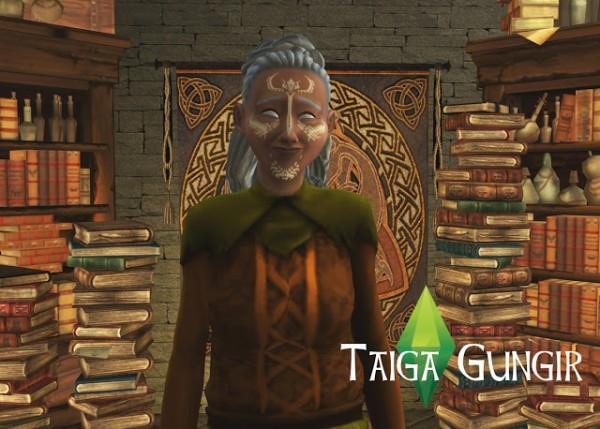 History Lovers Sims Blog: Taiga Gungir