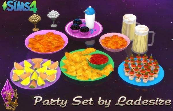 Ladesire Creative Corner: Party Set
