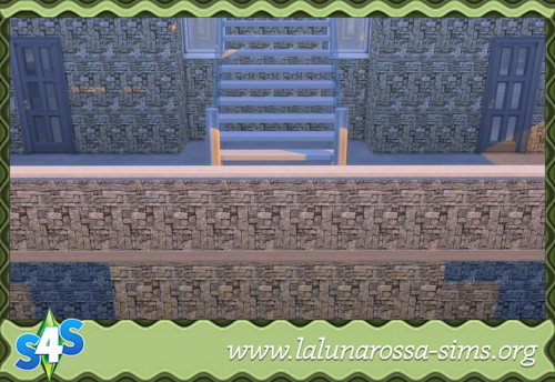 La Luna Rossa Sims: Well Tied Stones