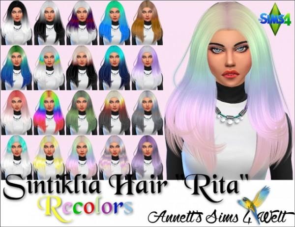 Annett`s Sims 4 Welt: Sintiklia Hair Rita Recolors
