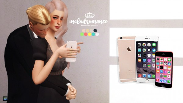 In A Bad Romance Accessory Iphones Sims 4 Downloads