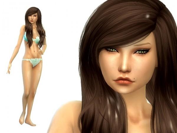 Sims Fans: Diana poses by lenina 90