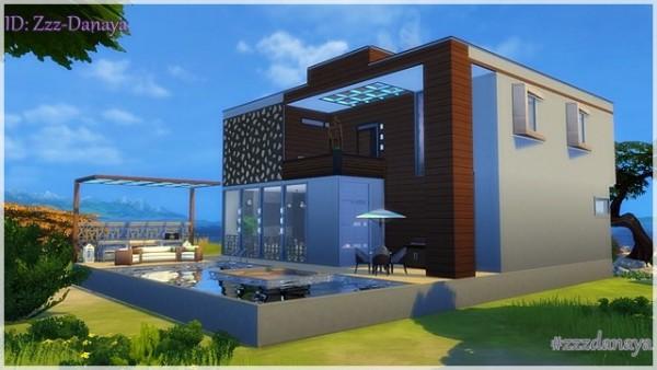 Ihelen Sims: Cottage Summer by Zzz Danaya