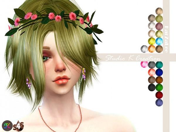 Studio K Creation: Animate hair 51   Kurosaki for male and female