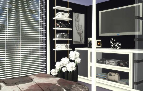 PQSims4: Altea bedroom