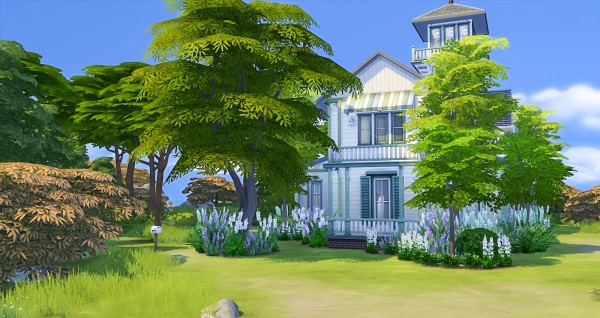 Simsational designs: Winton South Lighthouse