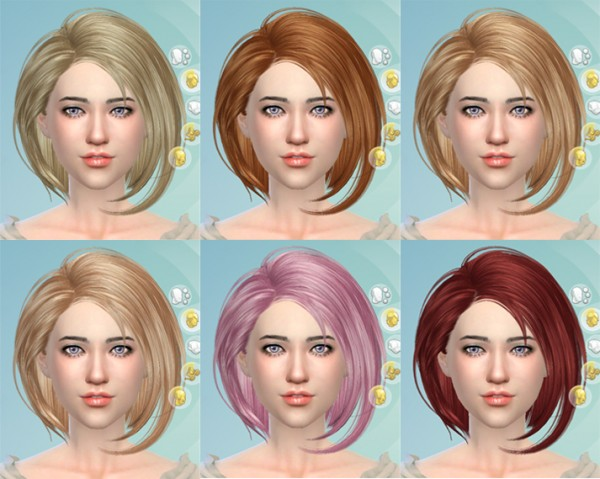 Butterflysims: Skysims 021 donation hairstyle