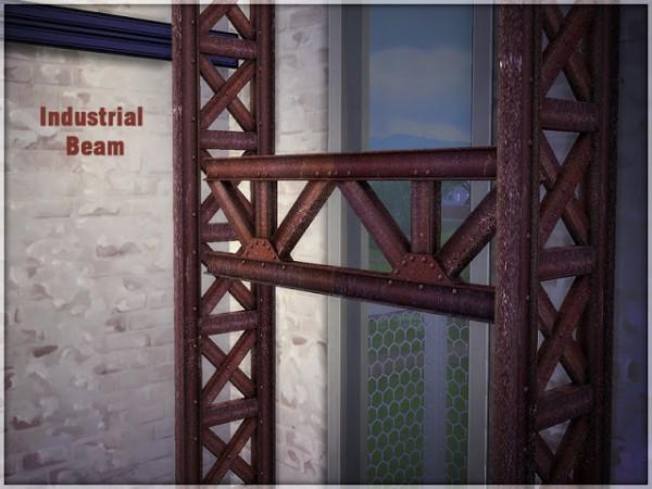Sims Studio: Industrial Beam