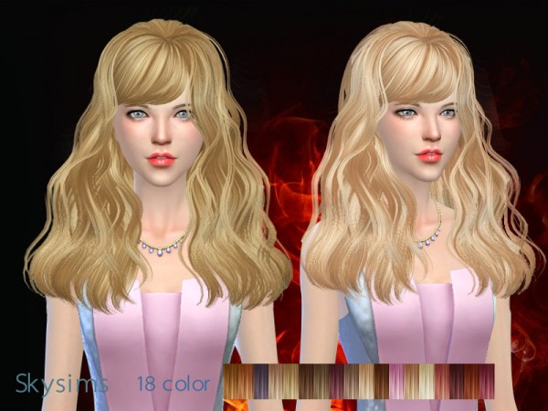 Butterflysims: Skysims 066g donation hairstyle