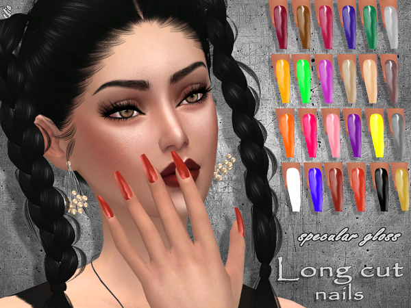 nails archives page 6 of 18 sims 4 downloads