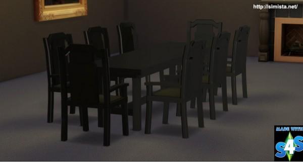 Simista: Polished Antique Furniture