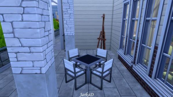 JarkaD Sims 4: Villa Camilla