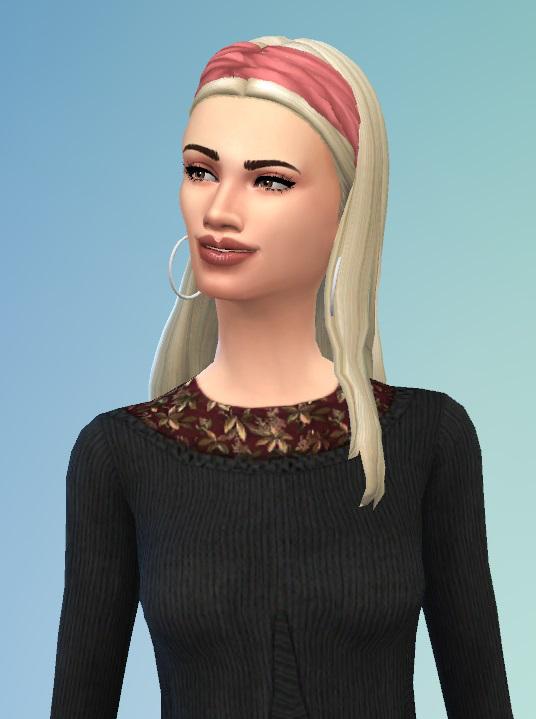 Birkschessimsblog: Wide Headband Hairstyle