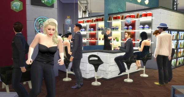 Studio Sims Creation: Palais Festival de Cannes