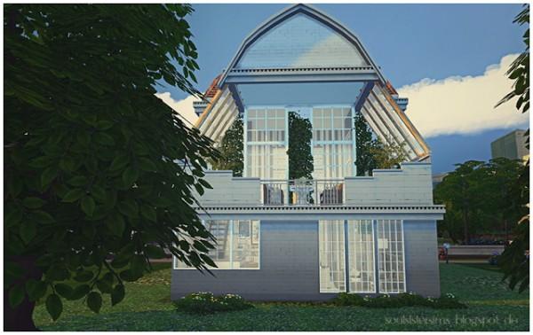 Ideassims4 art: Richmond house