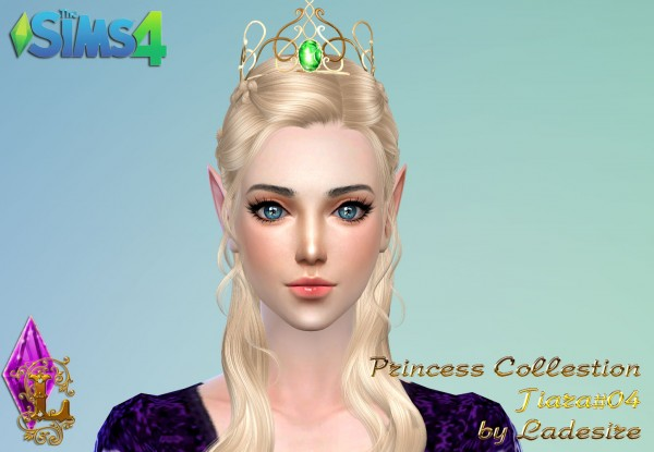 Ladesire Creative Corner: Princess Collection Tiara 04