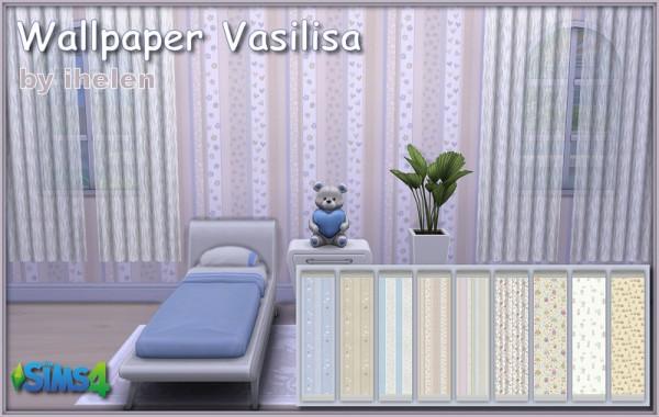 Ihelen Sims: Wallpaper Vasilisa