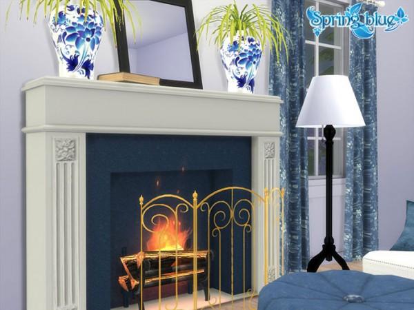 Sims by Severinka: Azure living