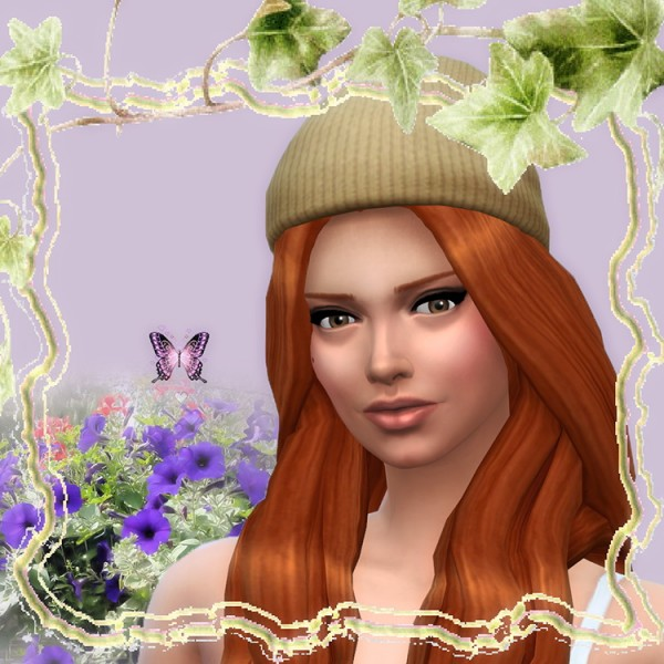 Les Sims 4 Passion: Louise Willmore nocc