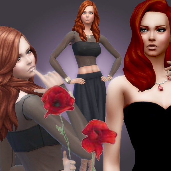 Les Sims 4 Passion: Louise Willmore nocc