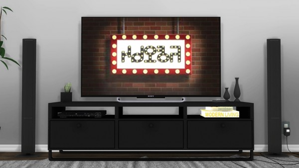 MXIMS: 7500 Followers Gift Part II Led TV   Stand Version