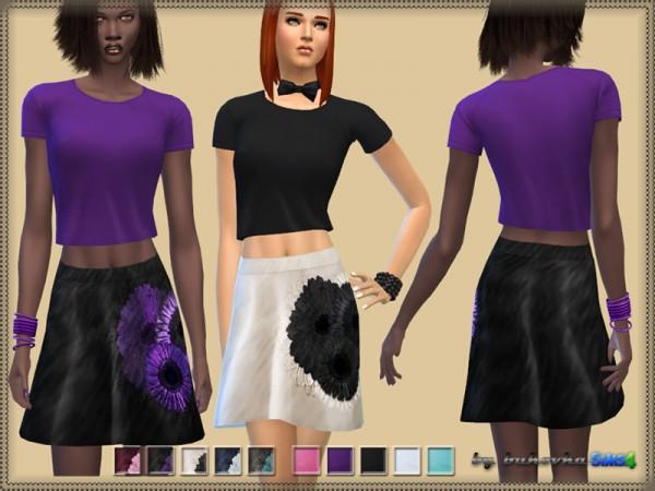 The Sims Resource: Set Gerbera by Bukovka