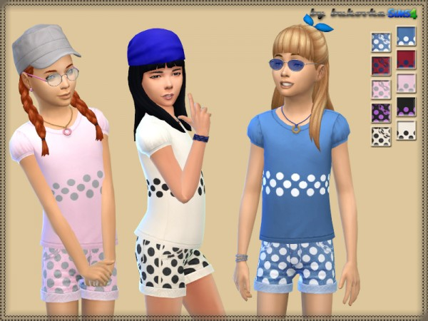 The Sims Resource: Set Pea by bukovka • Sims 4 Downloads