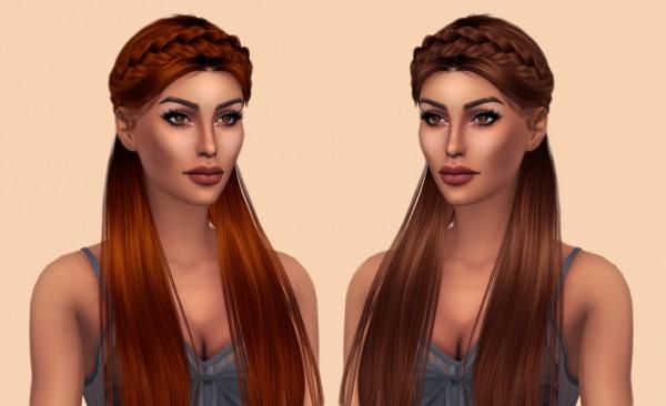 Kenzar Sims: Anto  Surrender (Hair Retexture)