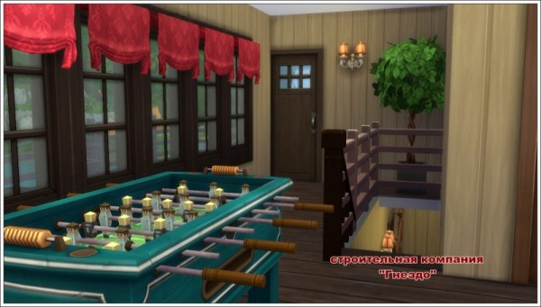 Sims 3 by Mulena: Imperial house