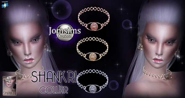 Jom Sims Creations: Shankri Collar