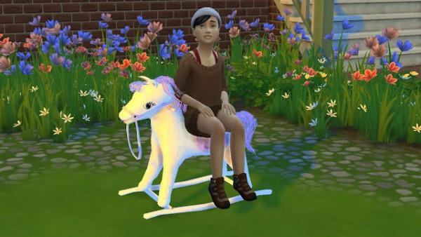 Sanjana Sims: Sugar Pony For Kids