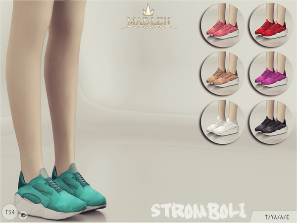 the sims resource madlen stromboli shoes by mj95 sims 4