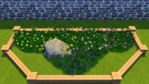 La Luna Rossa Sims: Lily of the Valley