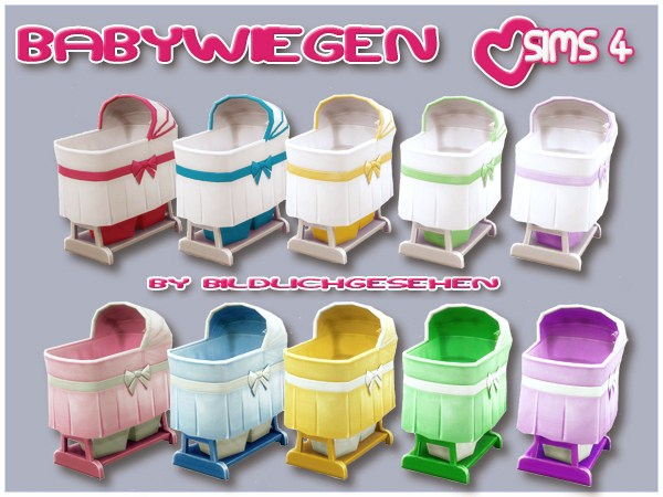Akisima Sims Blog: Baby cot