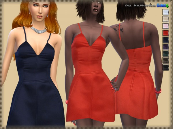 The Sims Resource: Little Dress by Bukovka