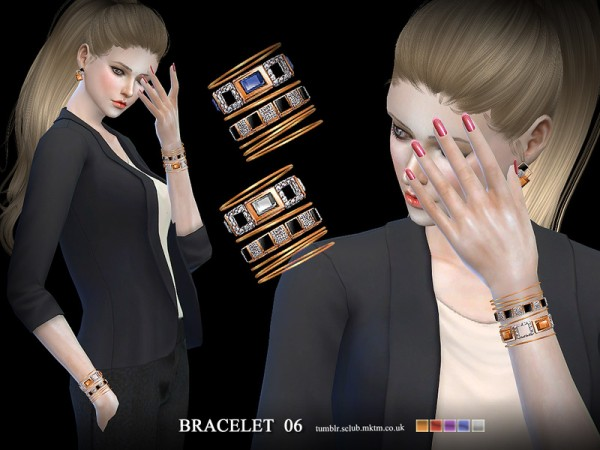 The Sims Resource: Bracelet N06 by S Club