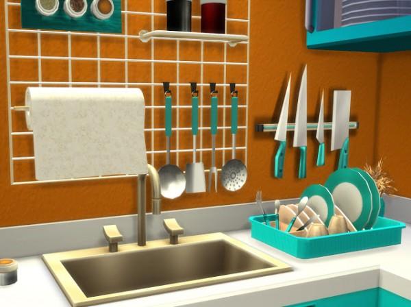 PQSims4: Altea Kitchen Clutter Part 2
