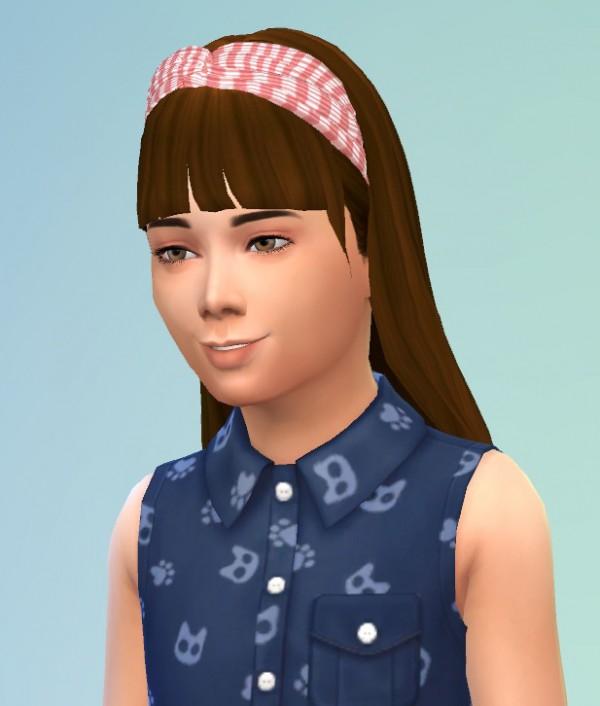 Birkschessimsblog: Girly hair with Headband