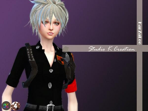 Studio K Creation: Shoulder Holster