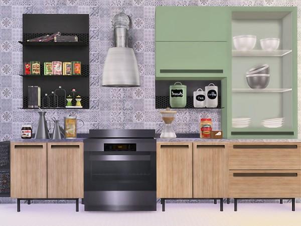 SimControl: Isla kitchen by Pilar