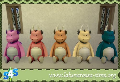 La Luna Rossa Sims: Dino