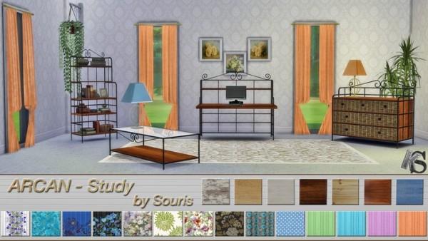 Khany Sims: ARCAN office