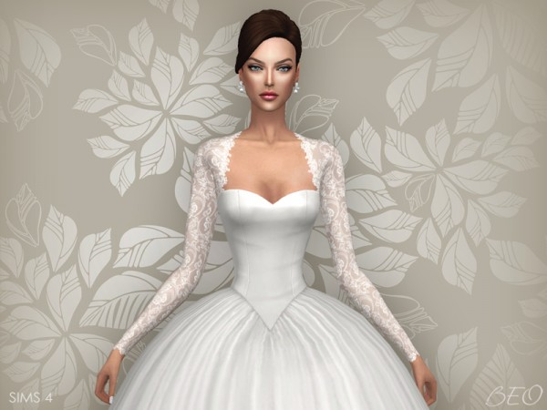 BEO Creations: Weedding dress   Cynthia