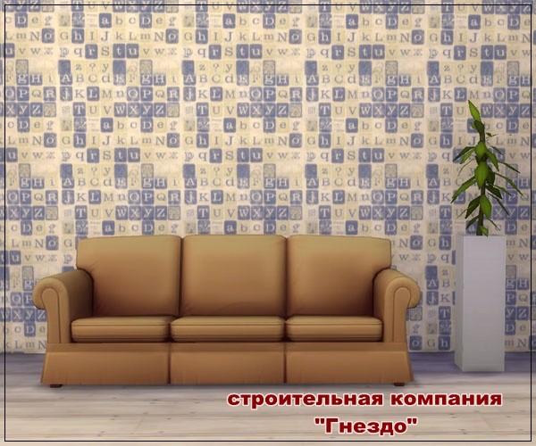 Sims 3 by Mulena: Primer walls