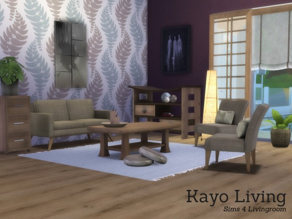 The Sims Resource: Kayo Living by Angela