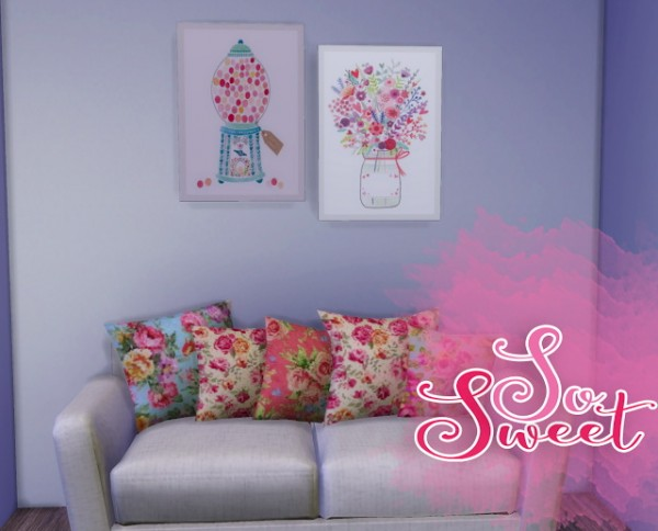 Mony Sims: So sweet painting