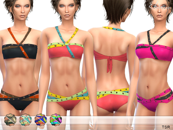The Sims Resource: Swimwear 4   Set 14 by ekinege